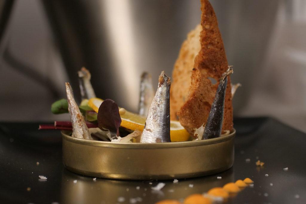 cuisine bistrot chic restaurant la petite cuillère villeneuve les avignon