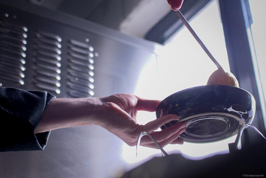 chef cuisine restaurant la petite cuillère villeneuve-lez-avignon