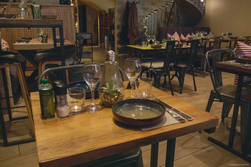 l'annexe villeneuve les avignon - cuisine bistrot