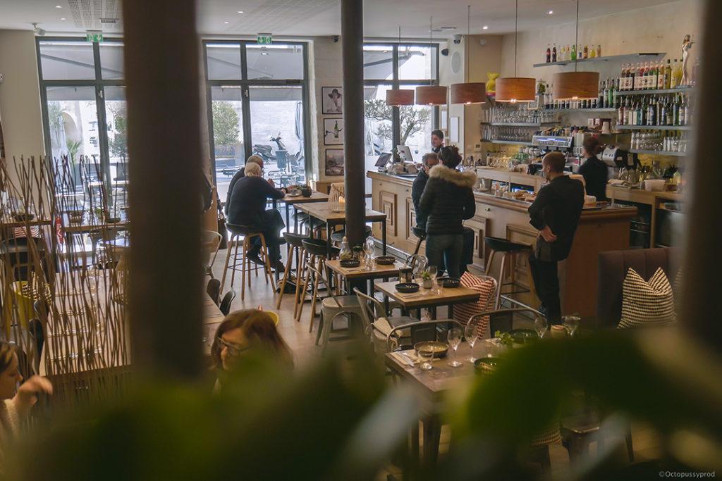 restaurant l'annexe villeneuve les avignon - le bar
